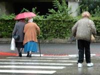 גשם גשמים קשישים / צלם: תמר מצפי